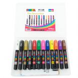 Posca PC-1M The Favourites 12 Piece Set